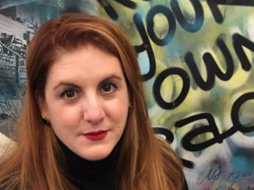 Being Bold Paid Off -- Another Talented Women Hired At A Women's Incubator