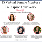 15 Female Virtual Mentors (Tony Robbins, Take Note)