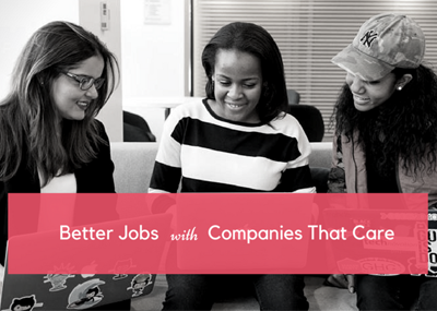Better Jobs With Companies That Care