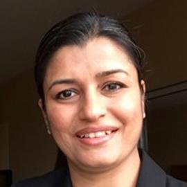 Dr. Mandeep K. Virk-Baker  PhD, MPH, MSc, RD, FAND