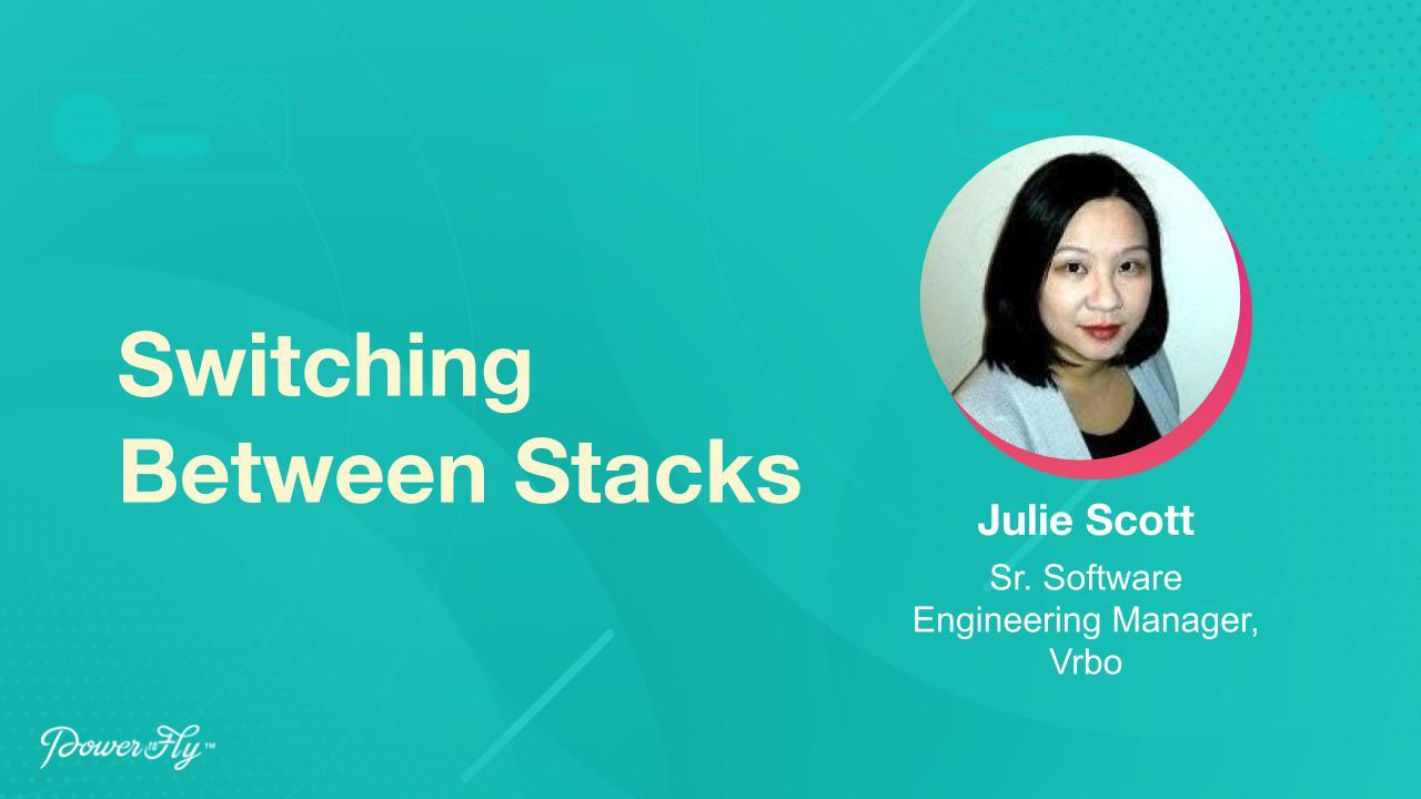 Switching Between Stacks