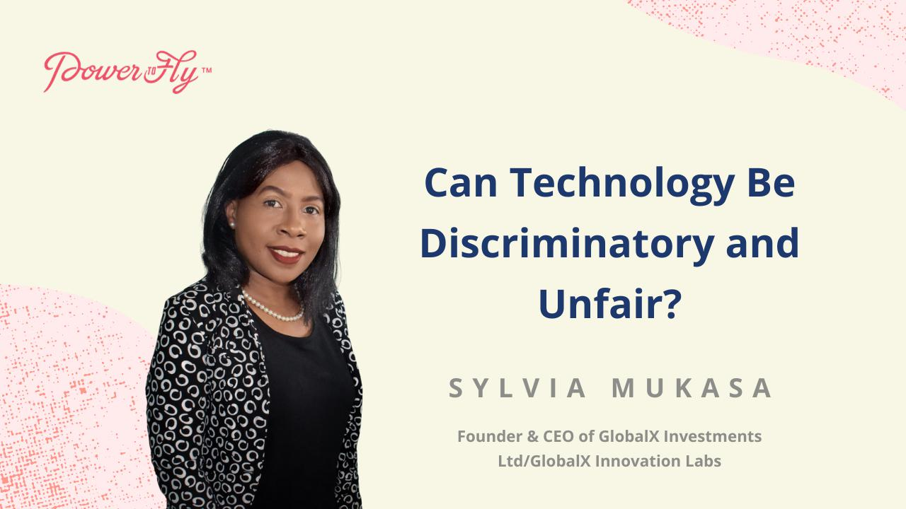 Can Technology Be Discriminatory and Unfair?
