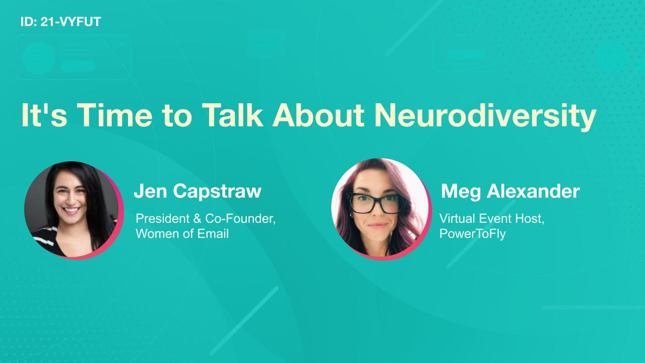 It's Time to Talk About Neurodiversity