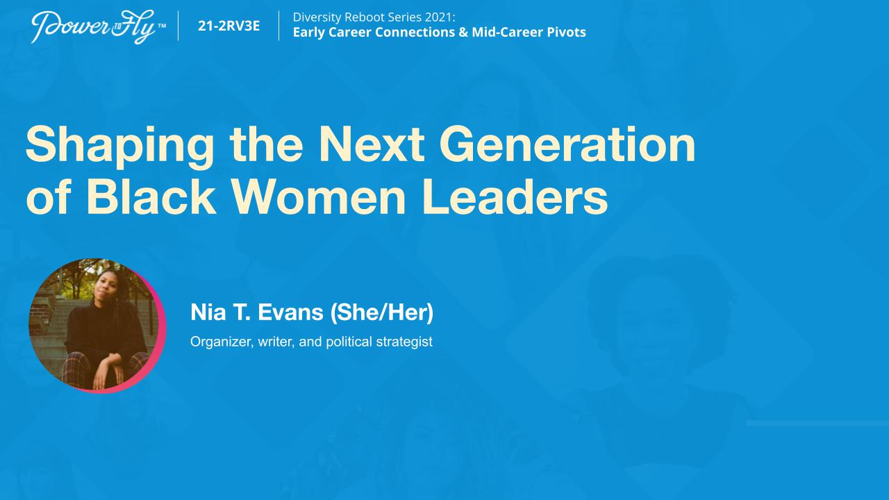 Shaping the Next Generation of Black Women Leaders