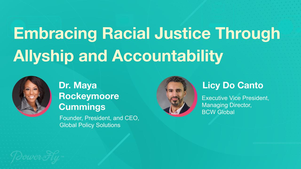 Embracing Racial Justice through Allyship and Accountability