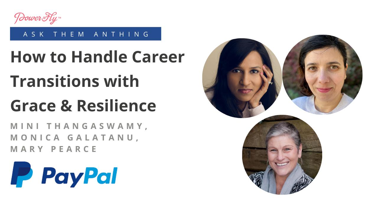 How to Handle Career Transitions with Grace & Resilience