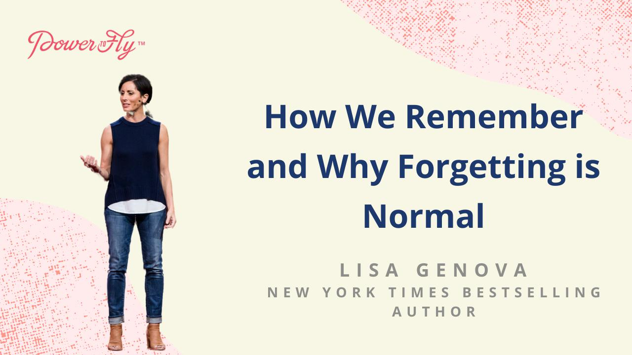 How We Remember and Why Forgetting is Normal