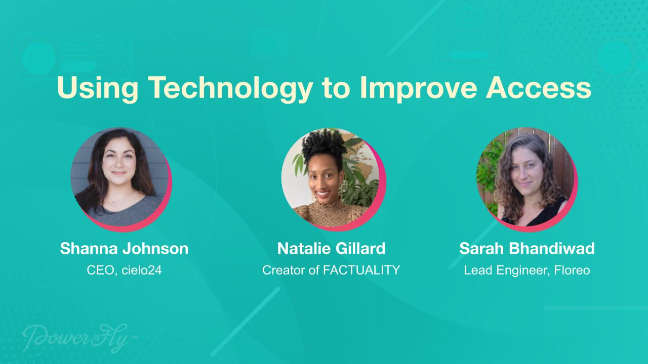 Using Technology to Improve Access
