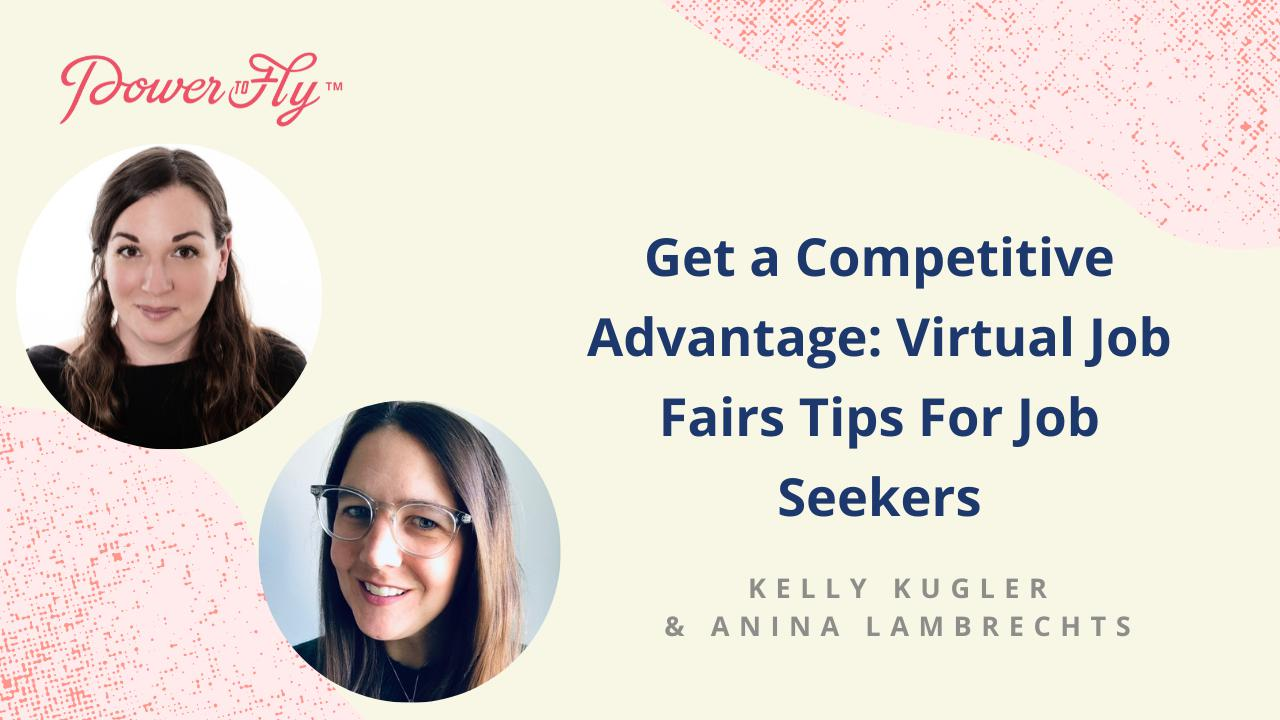 Get a Competitive Advantage: Virtual Job Fair Tips For Job Seekers