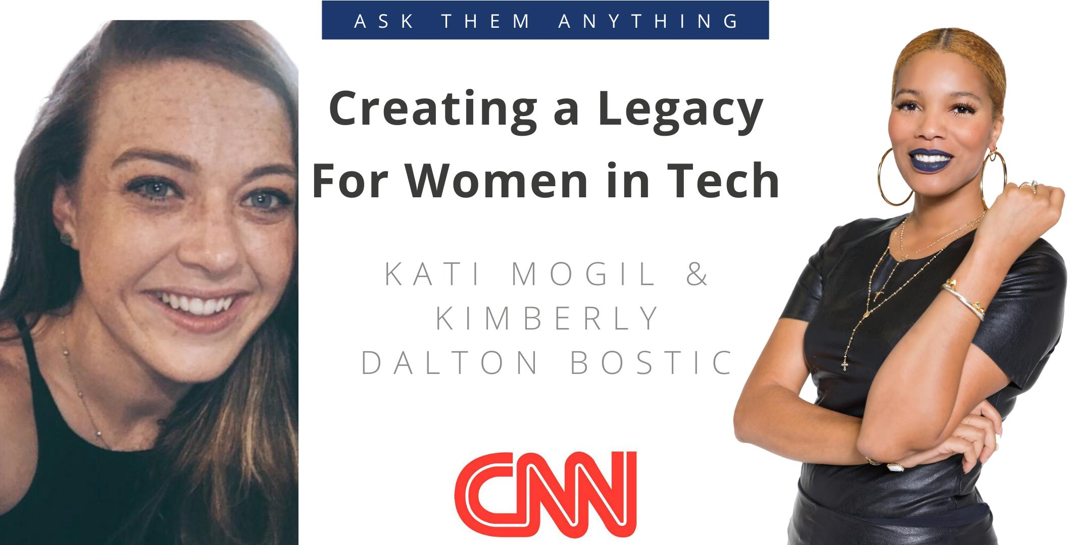 Creating a Legacy For Women in Tech