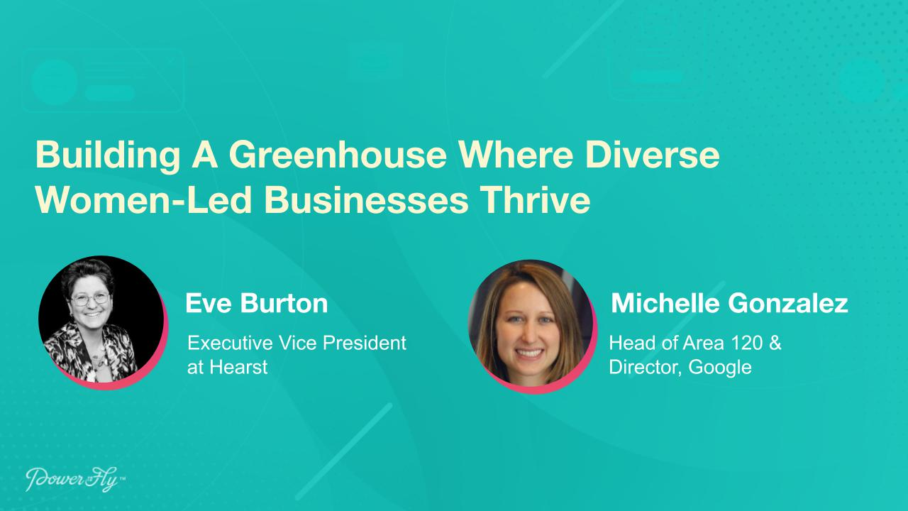 Building A Greenhouse Where Diverse Women-Led Businesses Thrive