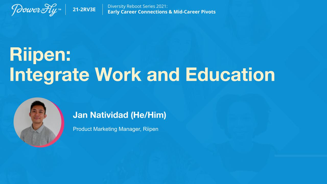 Riipen: Integrate Work and Education