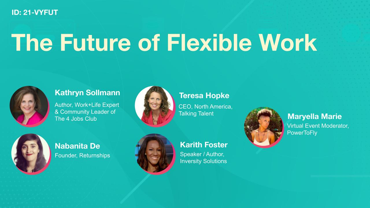 The Future of Flexible Work