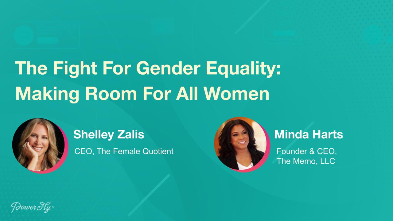 The Fight For Gender Equality: Making Room For All Women