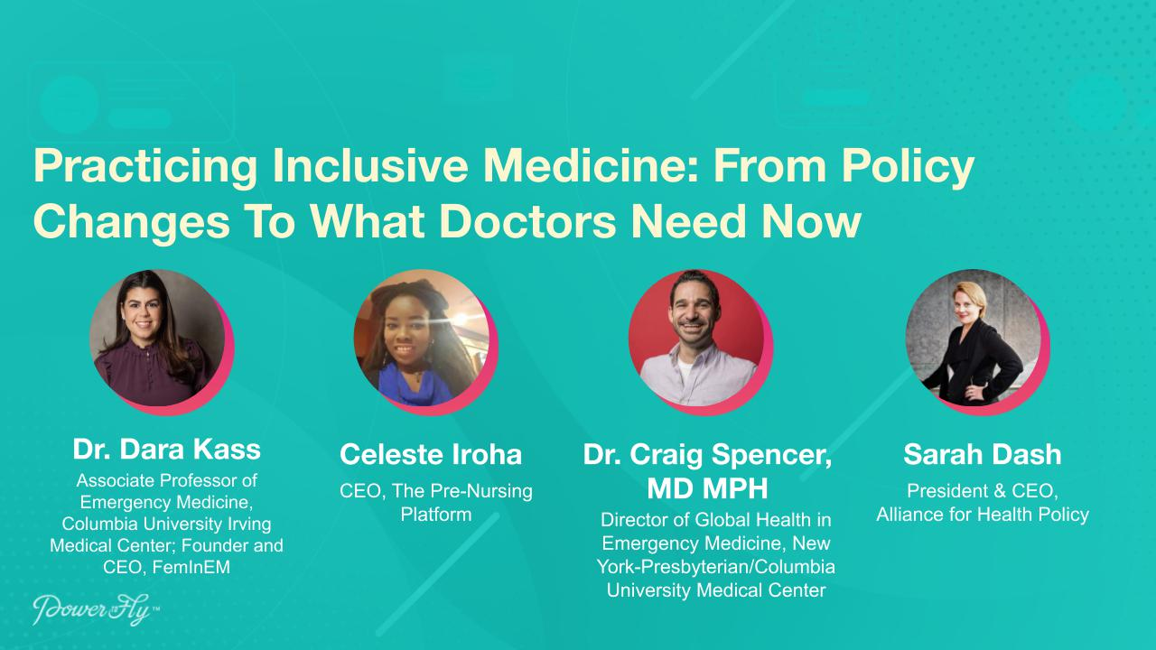 Practicing Inclusive Medicine: From Policy Changes To What Doctors Need Now