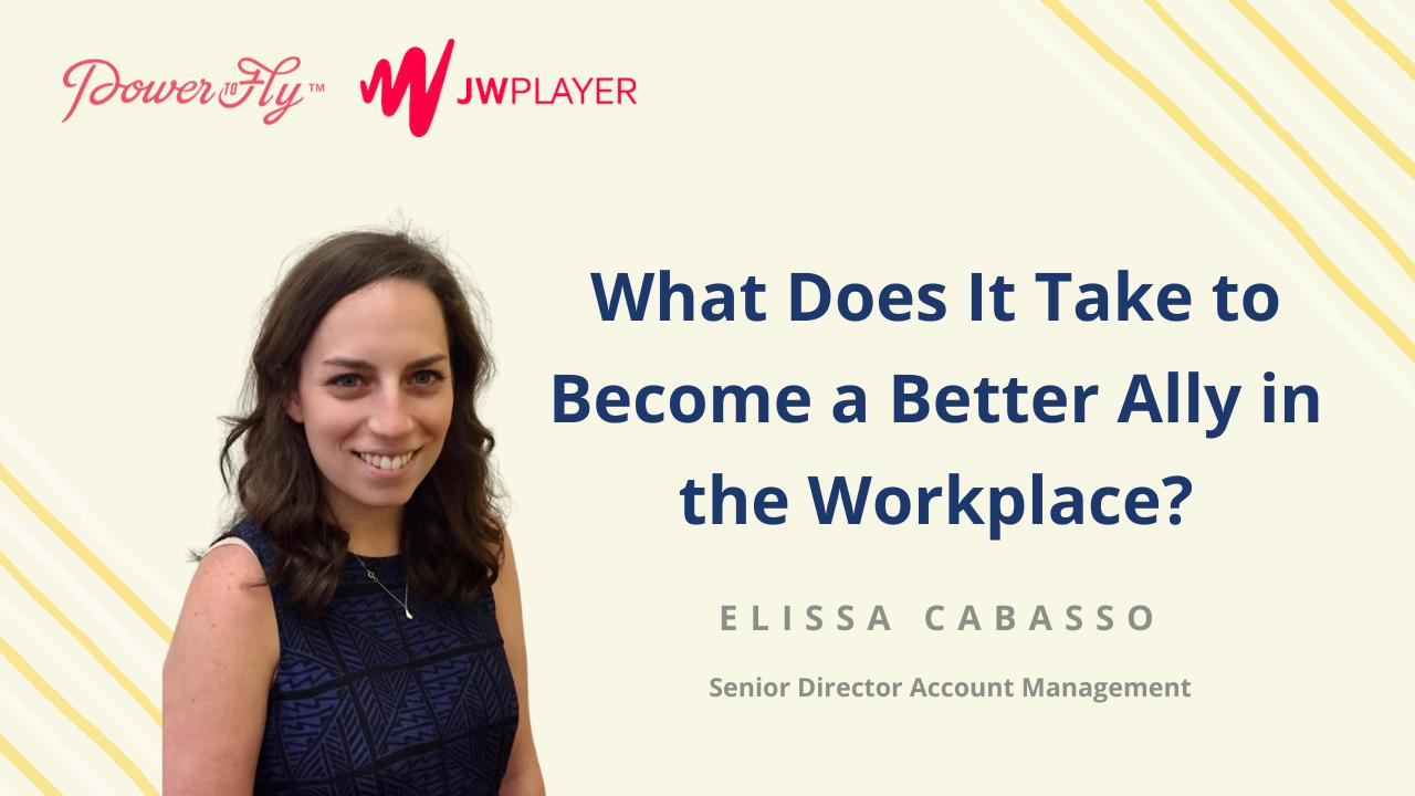 What Does It Take to Become a Better Ally in the Workplace?