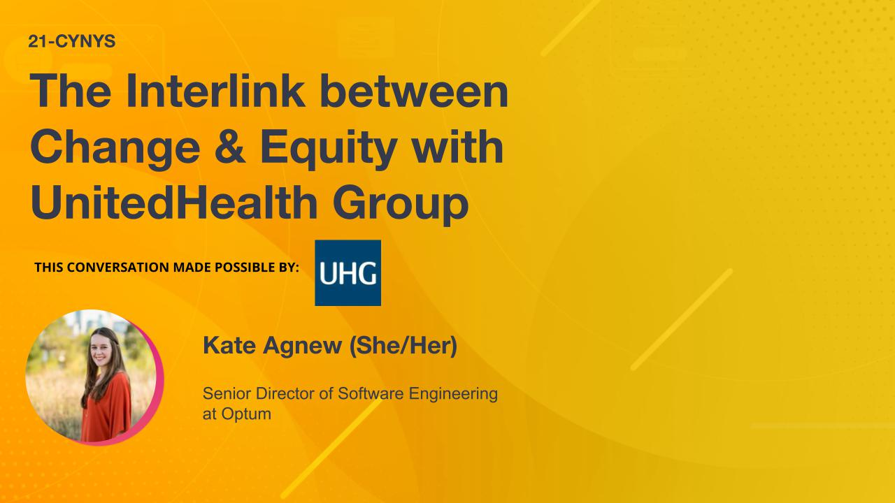 The Interlink between Change & Equity with UnitedHealth Group