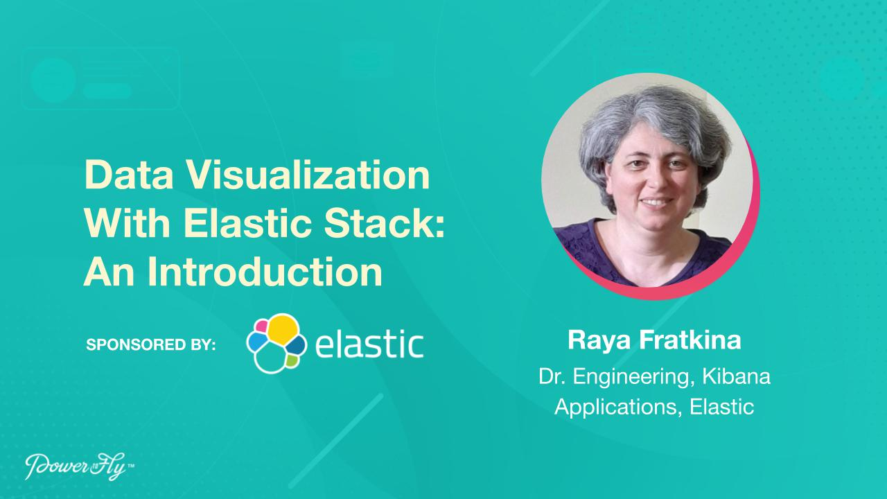 Data Visualization With Elastic Stack: An Introduction