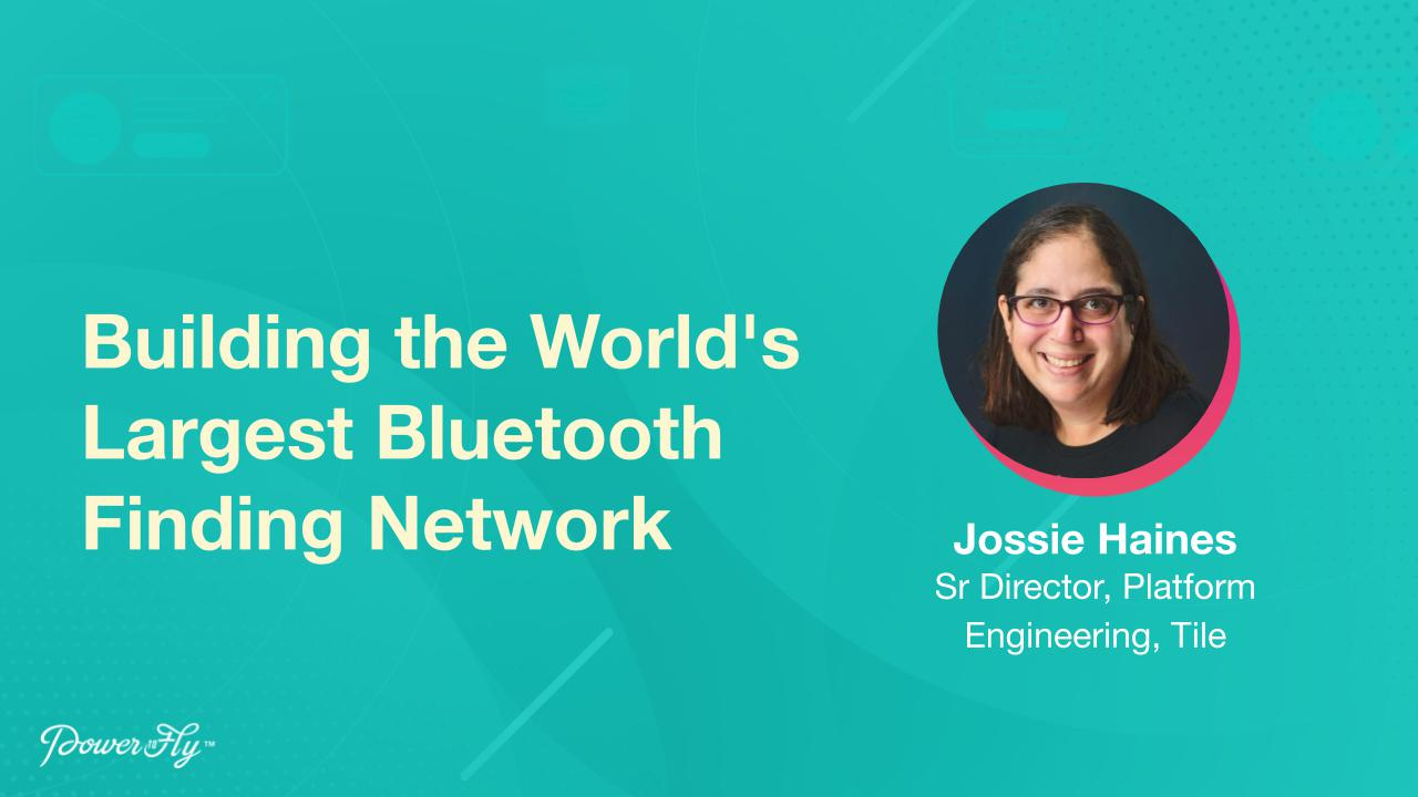 Building the World's Largest Bluetooth Finding Network