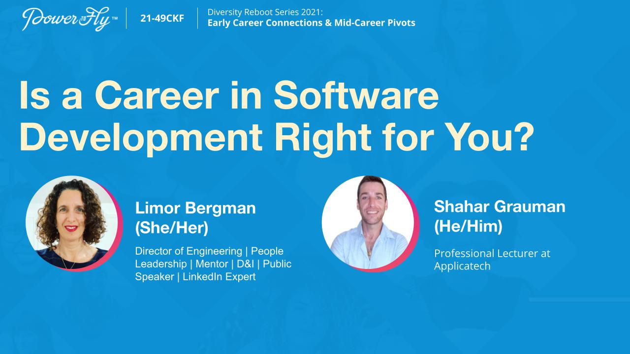 Is a Career in Software Development Right for You?