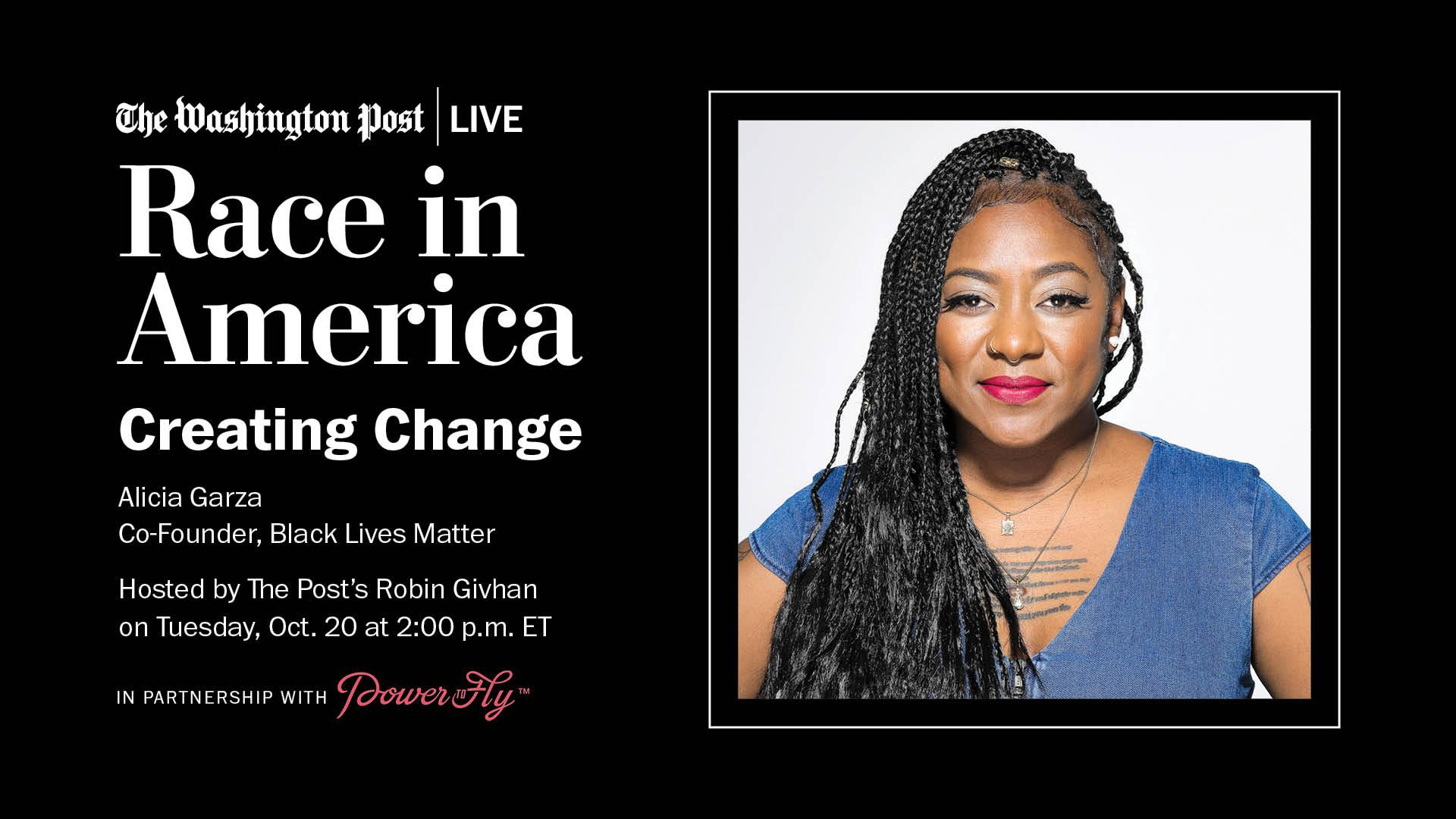 Race in America: Creating Change