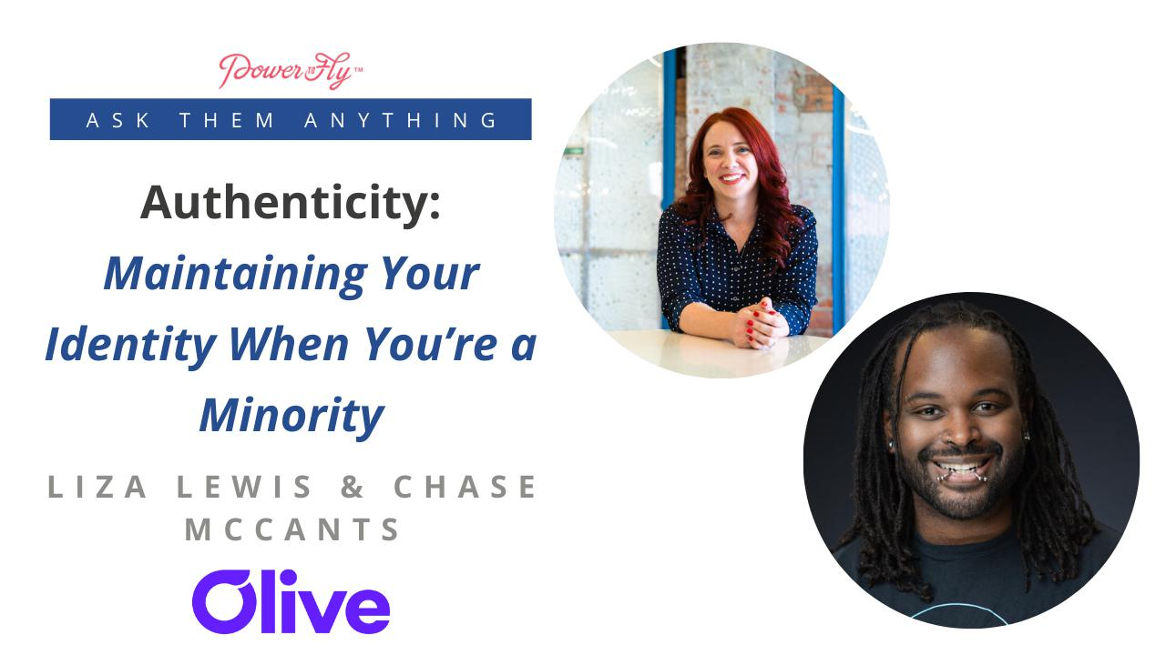 Authenticity: Maintaining Your Identity When You're a Minority