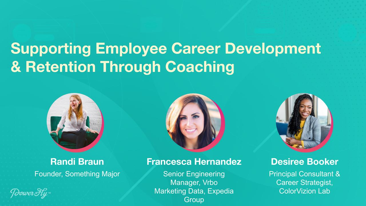 Supporting Employee Career Development & Retention Through Coaching
