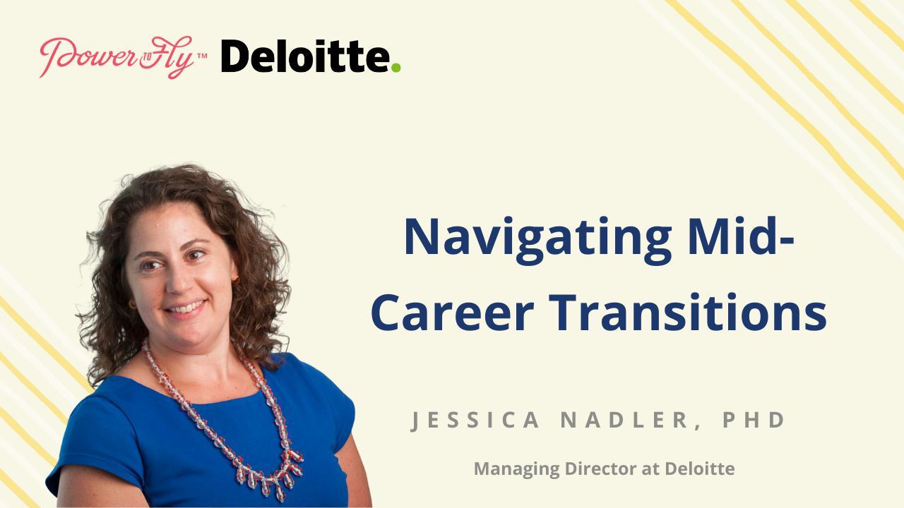 Navigating Mid-Career Transitions