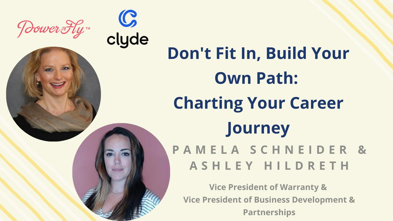 Don't Fit In, Build Your Own Path: Charting Your Career Journey