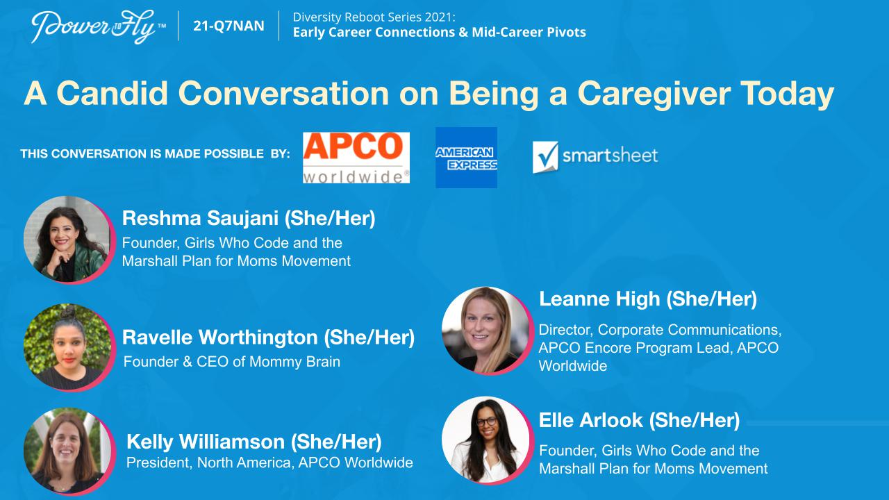 A Candid Conversation on Being a Caregiver Today
