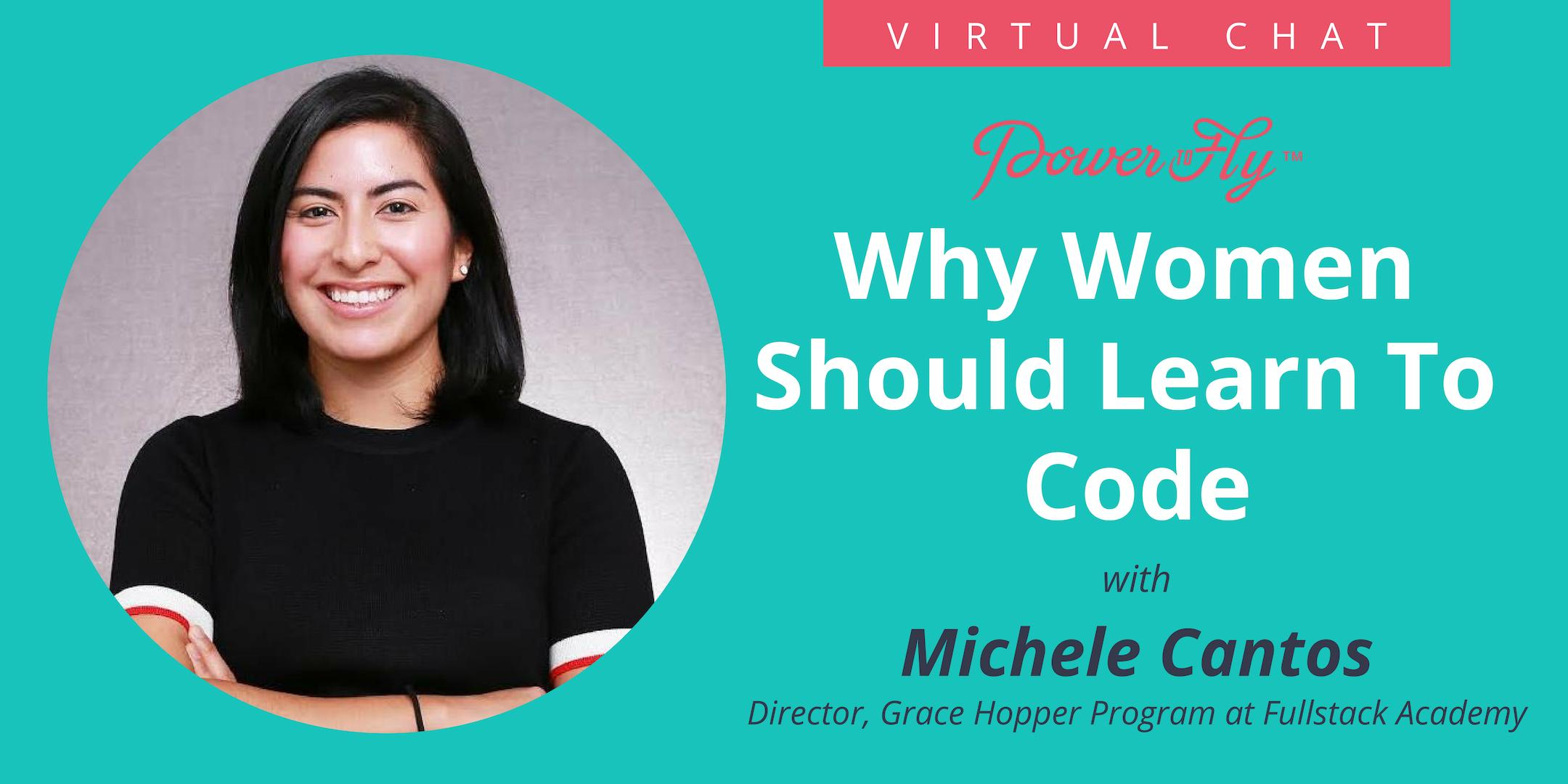 Why Women Should Learn To Code