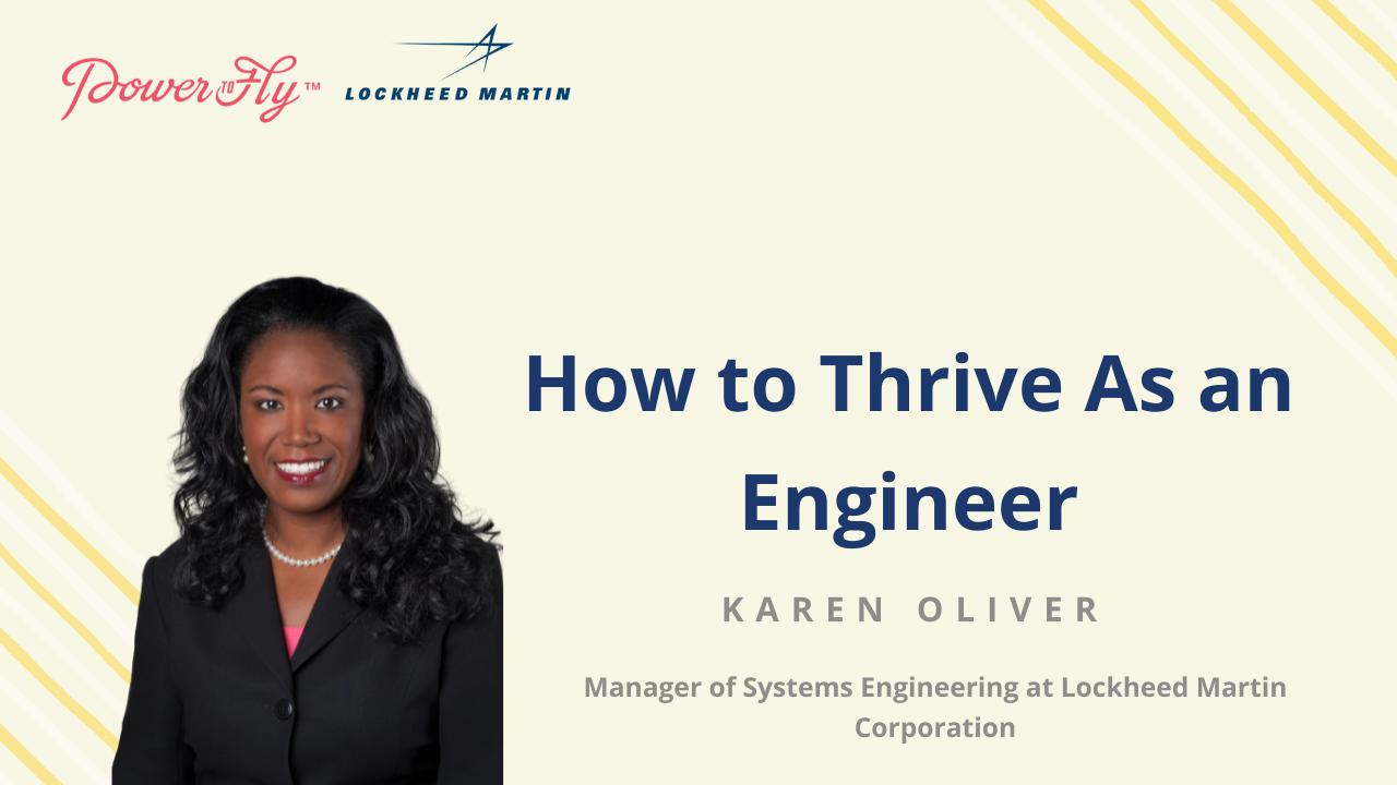 How to Thrive As an Engineer