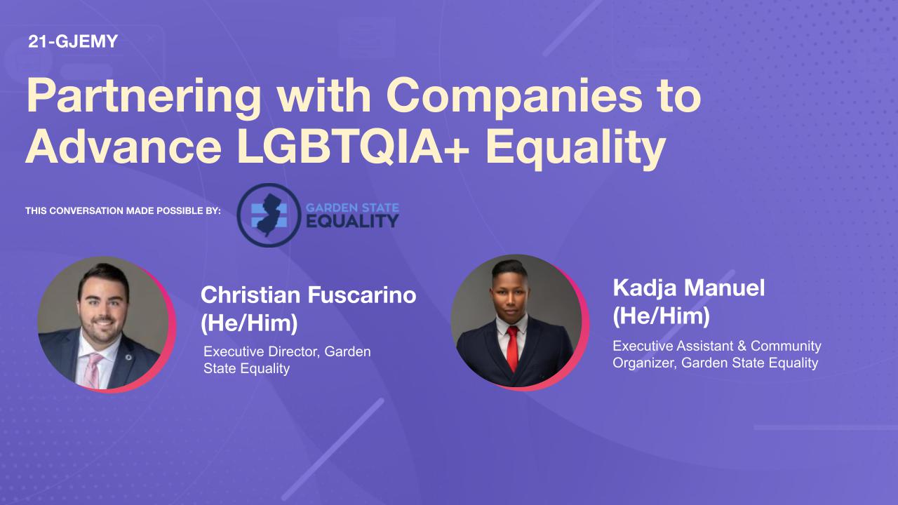 Partnering with Companies to Advance LGBTQIA+ Equality