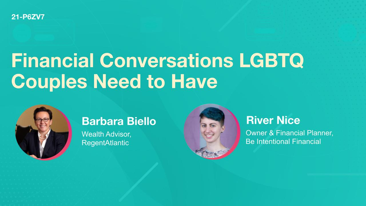 Financial Conversations LGBTQ Couples Need to Have