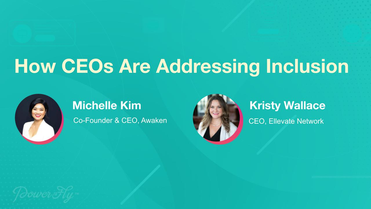 How CEOs Are Addressing Inclusion