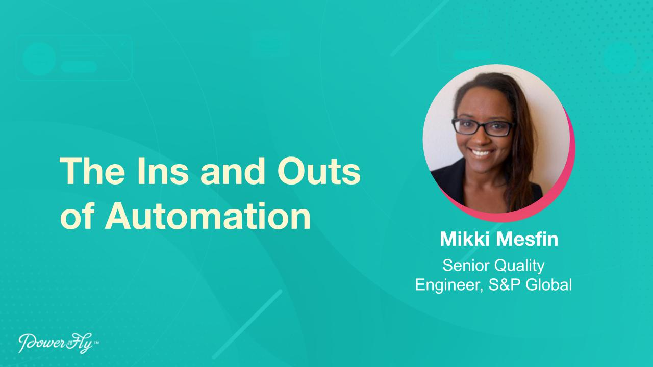 The Ins and Outs of Automation