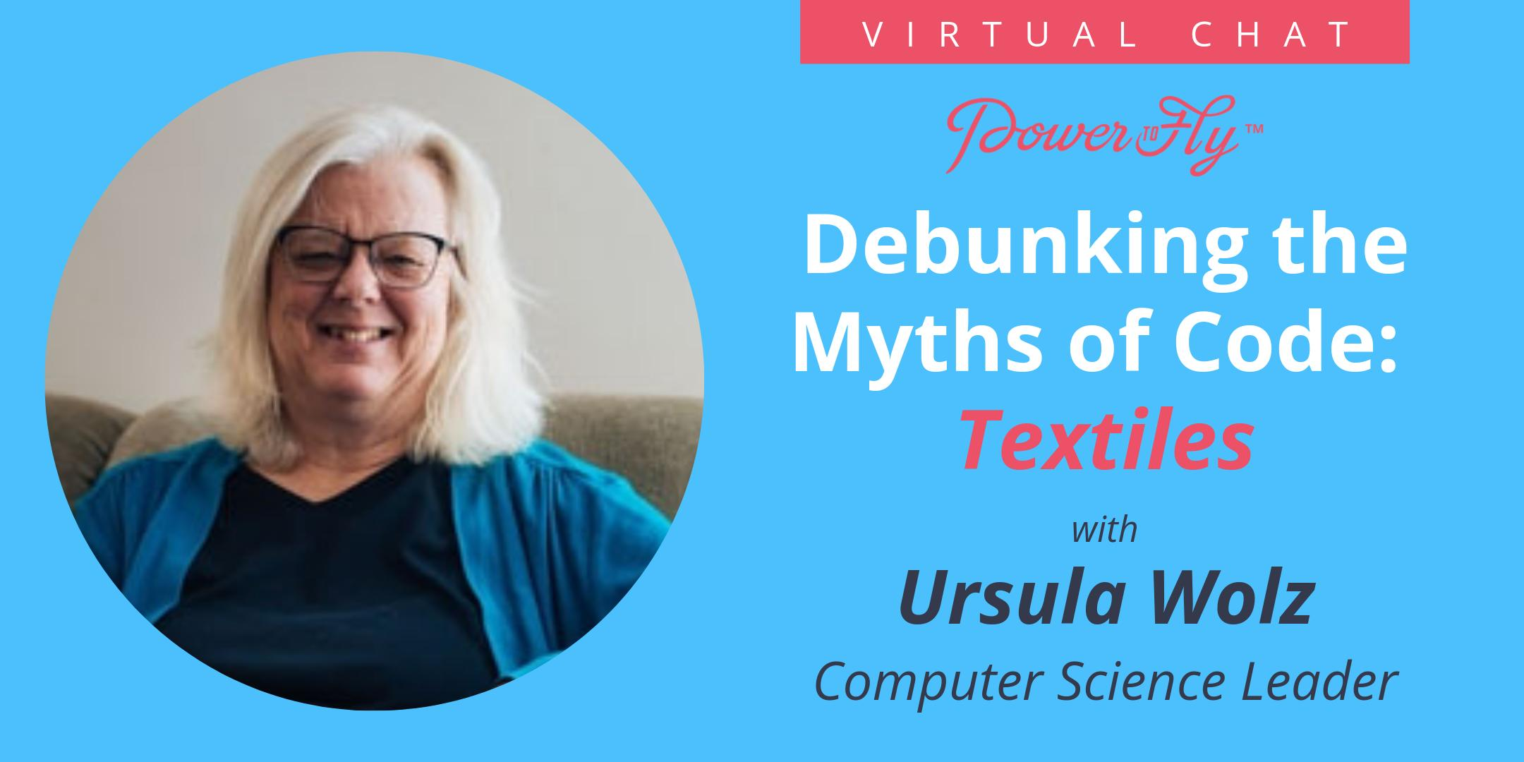 Debunking the Myths of Code:  Textiles