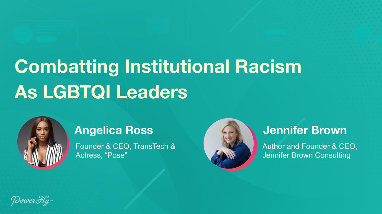 Combatting Institutional Racism As LGBTQI Leaders