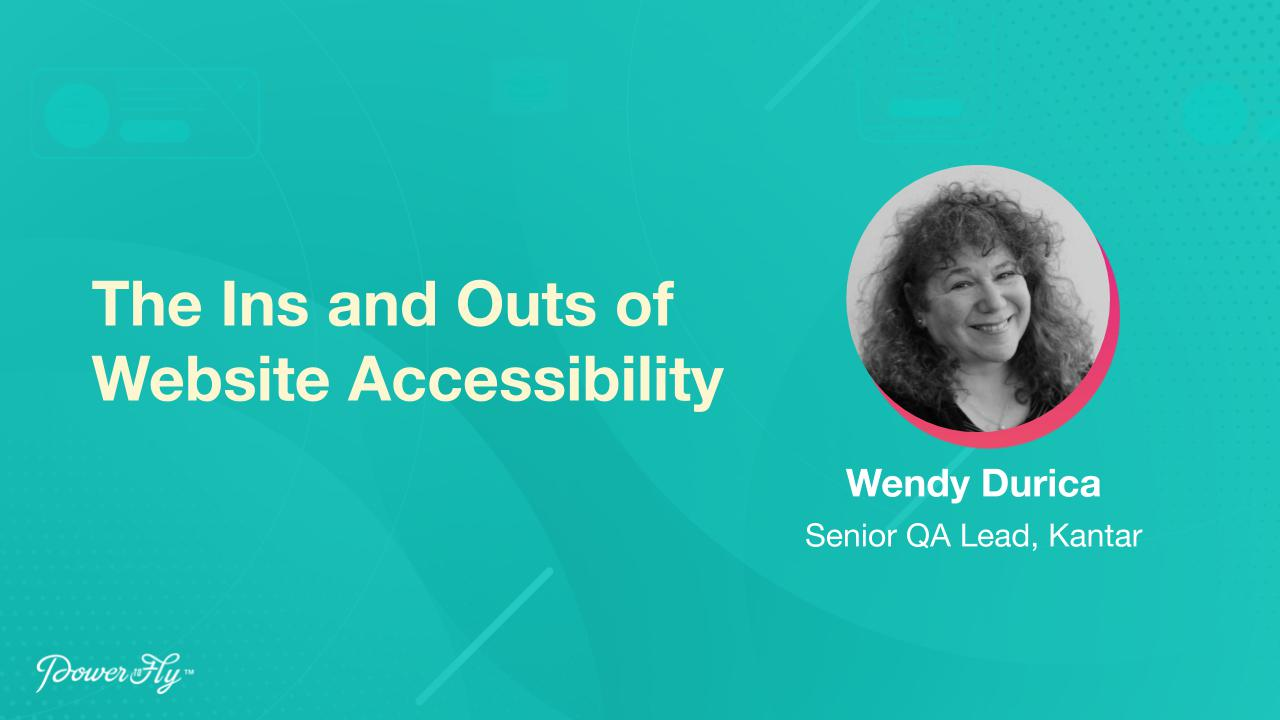The Ins and Outs of Website Accessibility