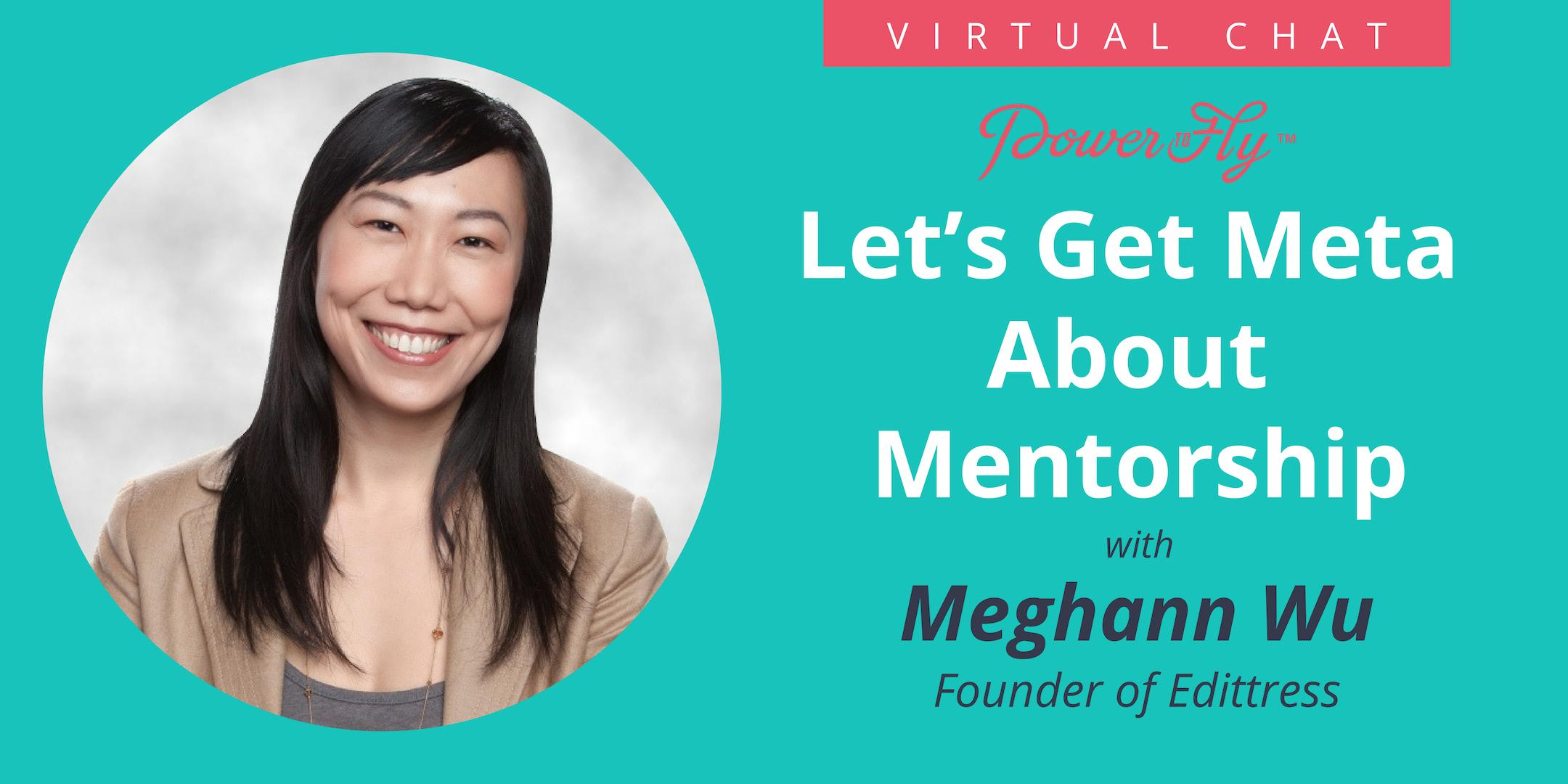 Let's Get Meta About Mentorship