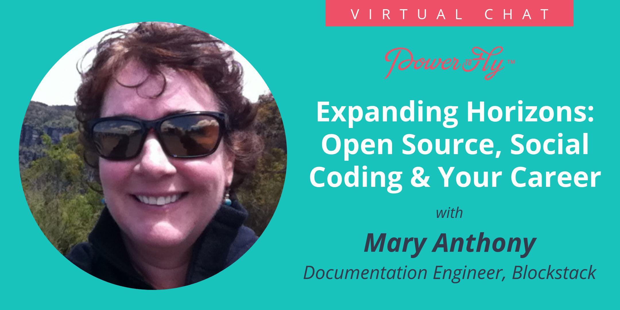 Expanding Horizons: Open Source, Social Coding & Your Career