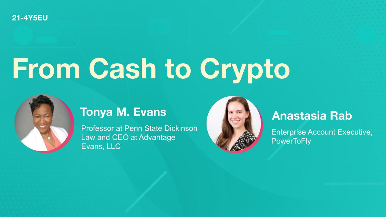 From Cash to Crypto