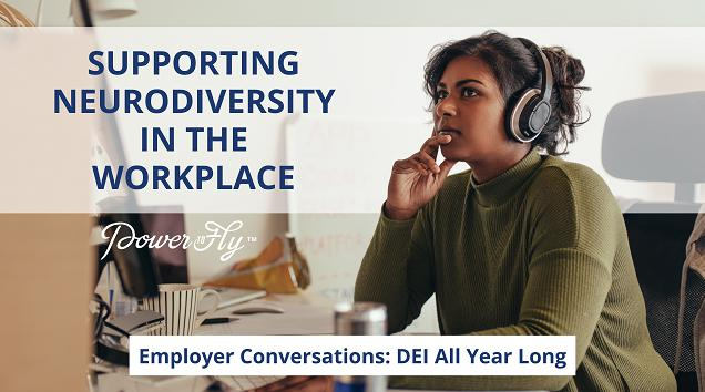 Supporting Neurodiversity in the Workplace