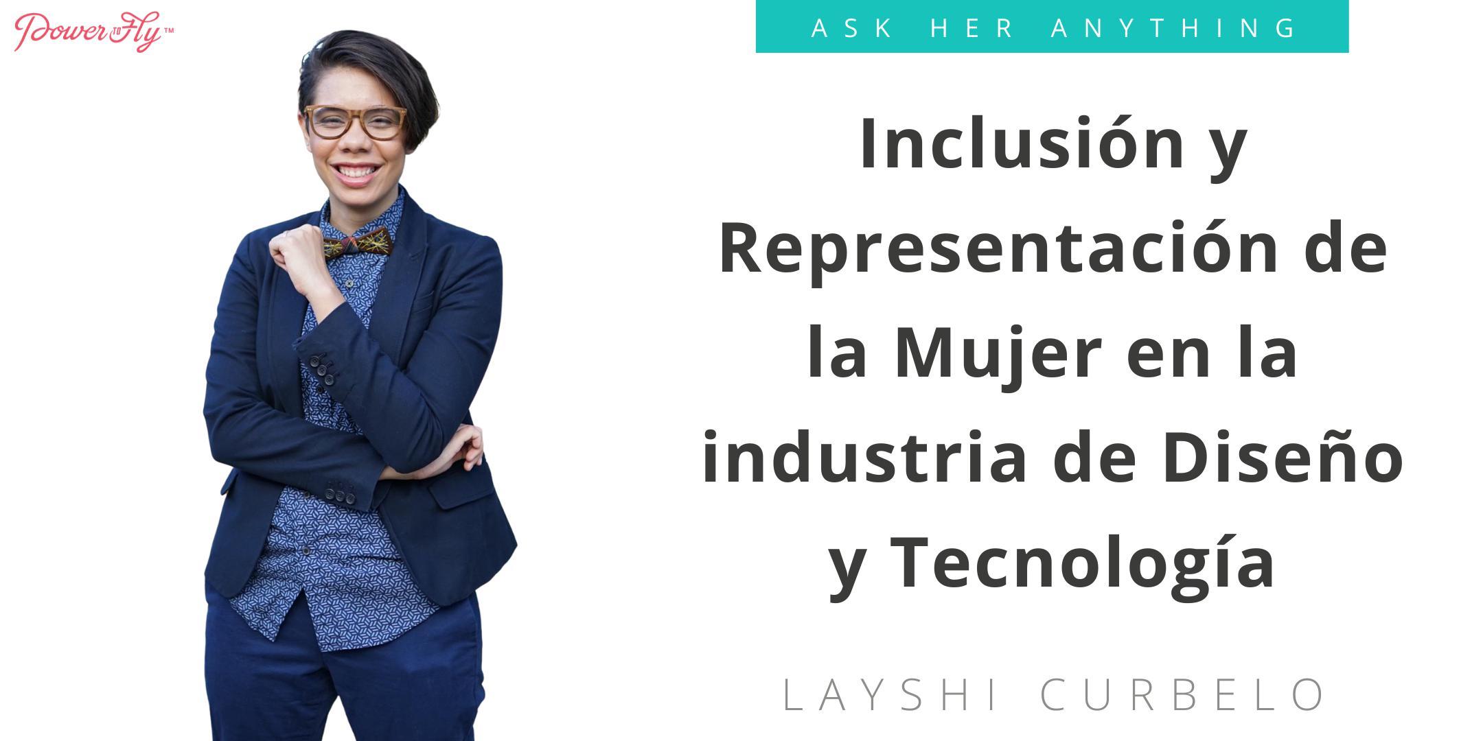 Inclusión y Representación de la Mujer en la industria de Diseño y Tecnología
