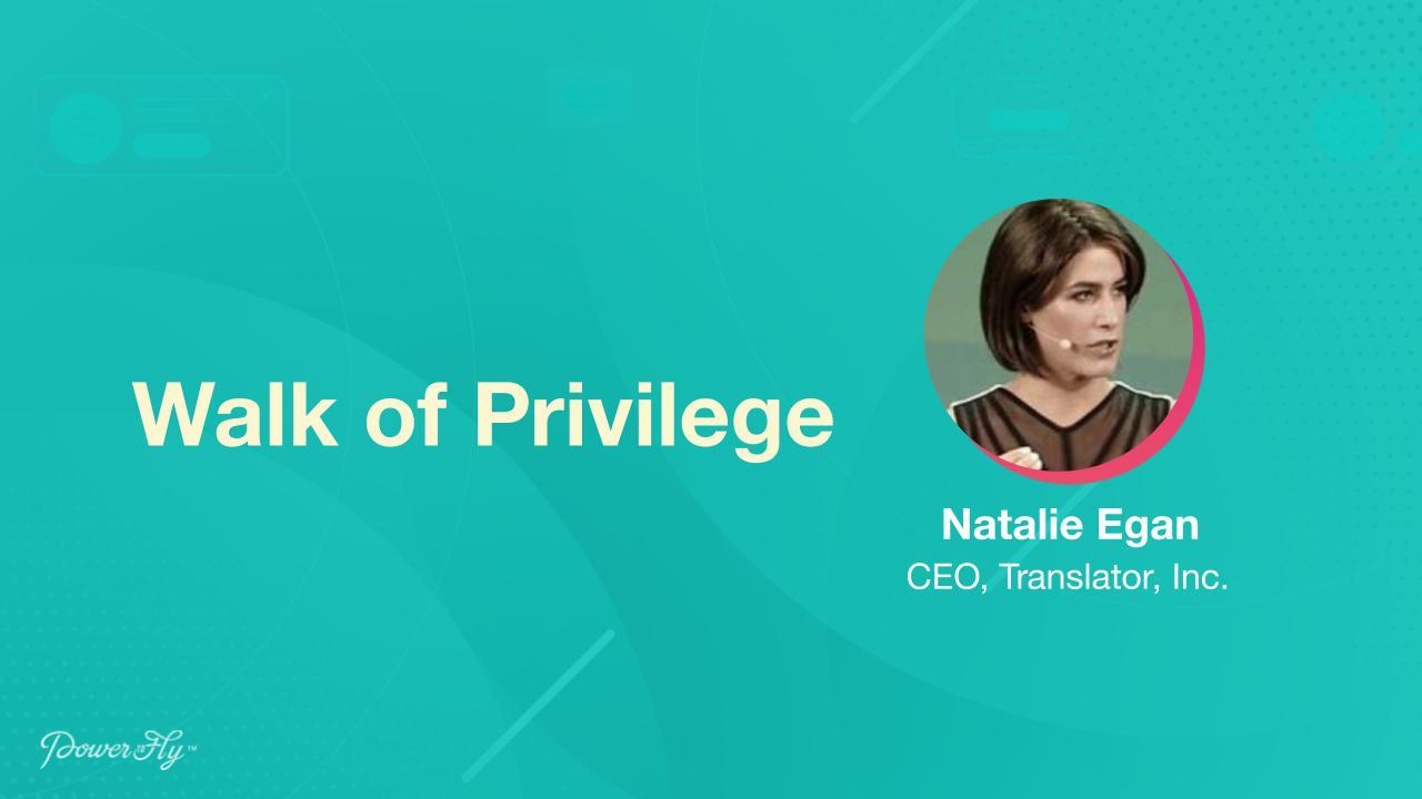 Walk of Privilege