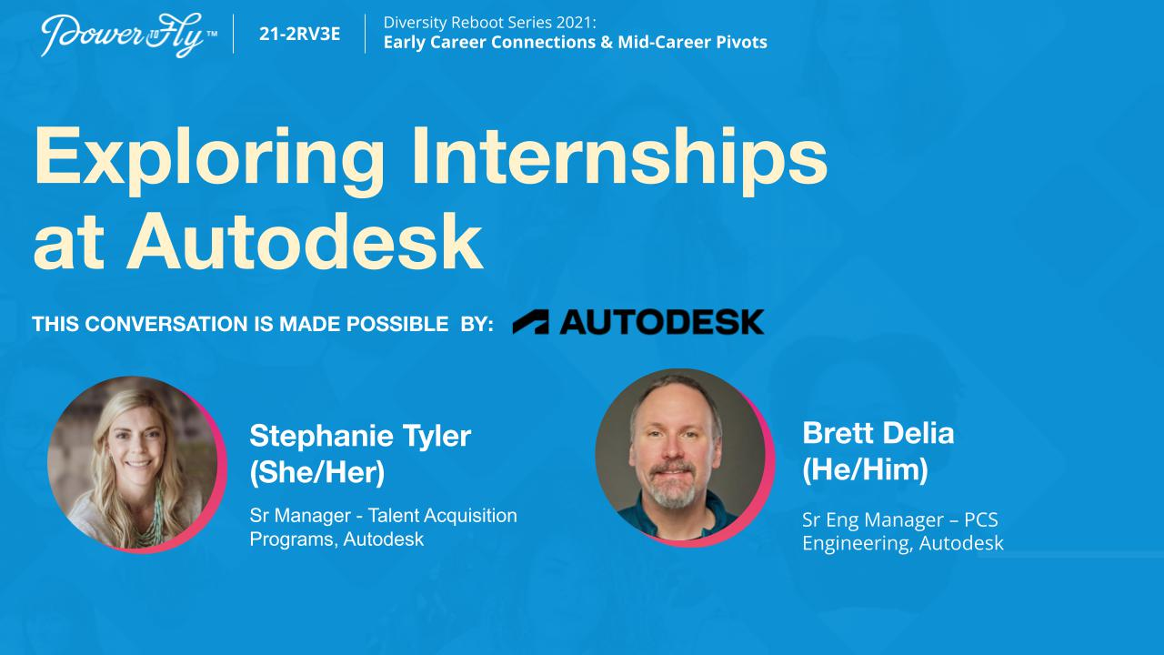 Exploring Internships at Autodesk