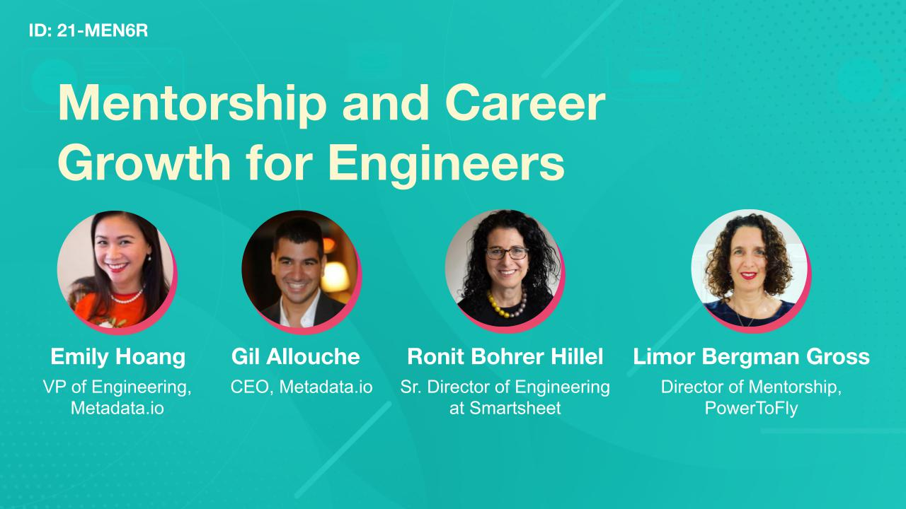 Mentorship and Career Growth for Engineers