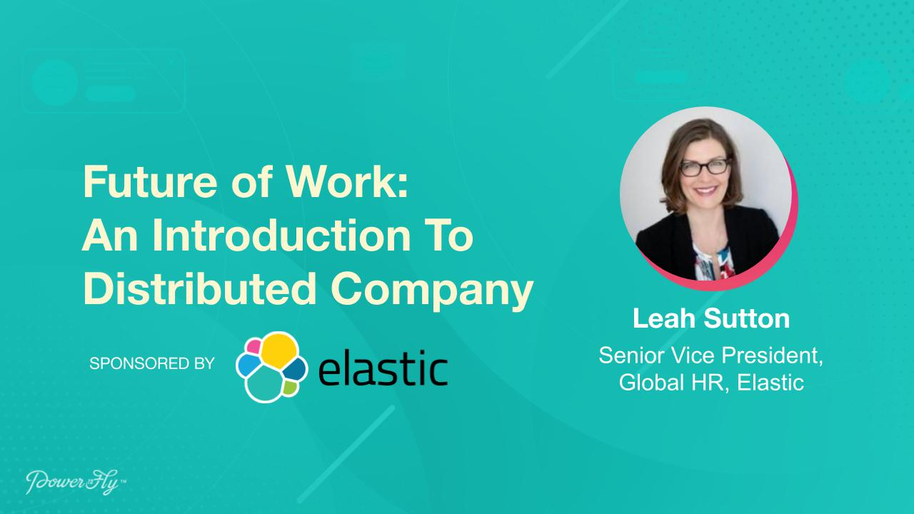 Future of Work: An Introduction To Distributed Company