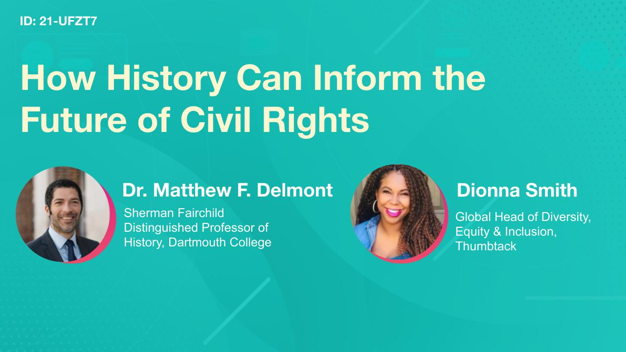 How History Can Inform the Future of Civil Rights