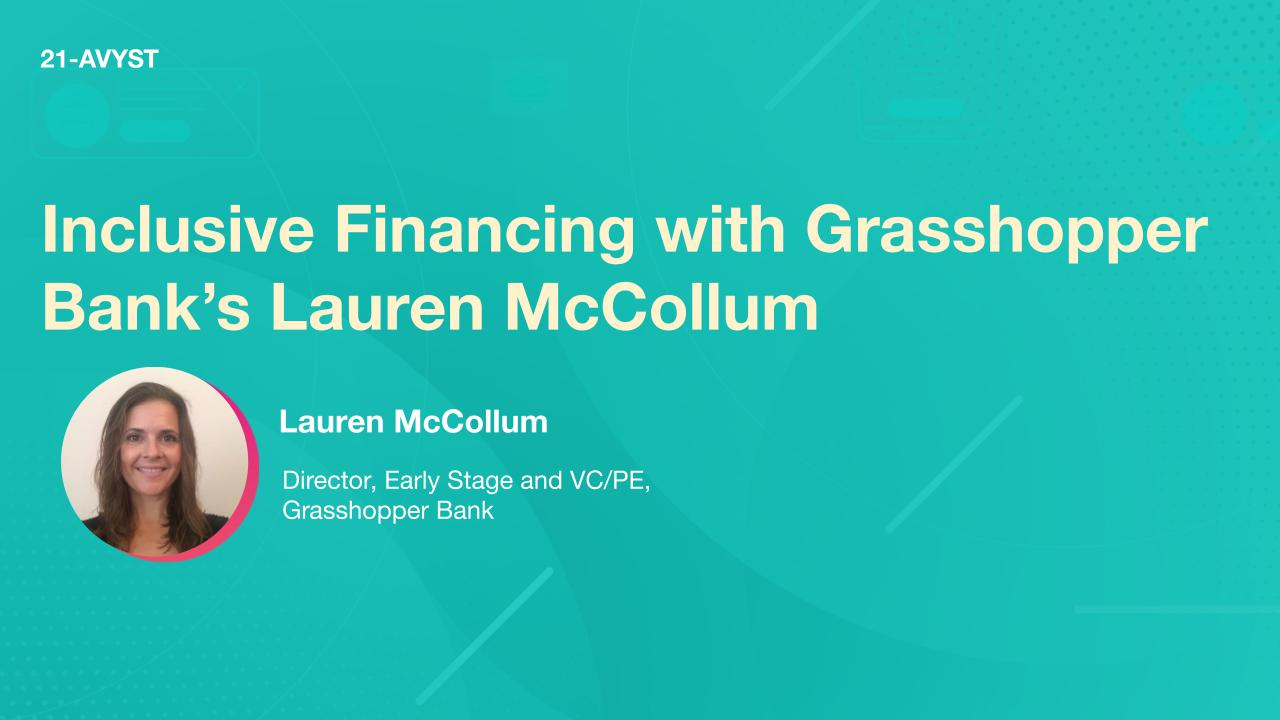 Inclusive Financing